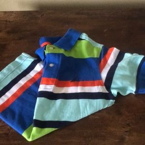 Other - nautica Size 8 polo shirt! Nice shirt!